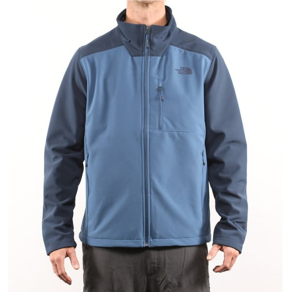 The North Face Men's Shady Blue/ Urban Navy Apex Bionic 2 Jacket