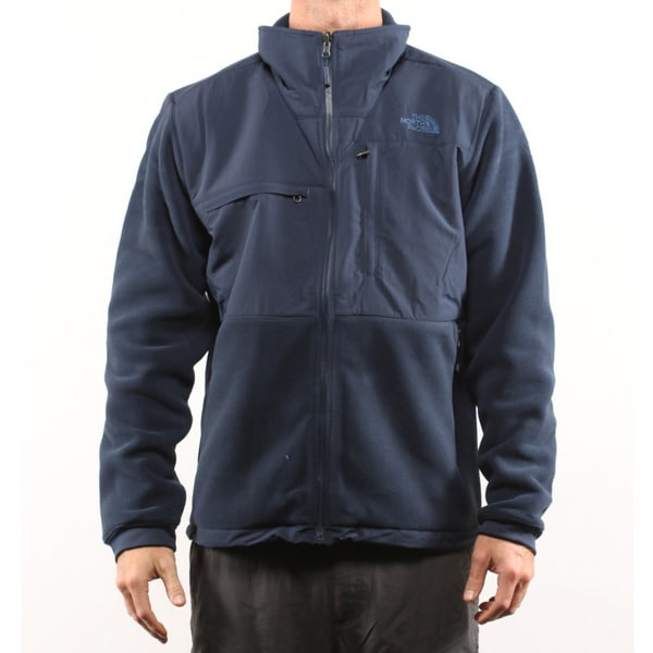 The North Face Men's Recycled Urban Navy/ Urban Navy Denali 2 Jacket