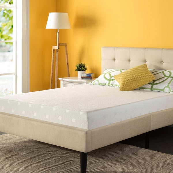 Priage Select 8-inch Memory Foam Queen-size Mattress