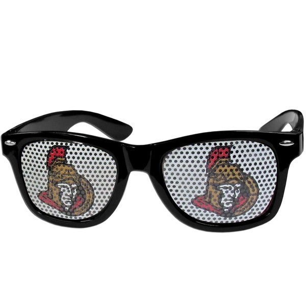 NHL Ottawa Senators Black Game Day Shades