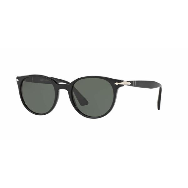 Persol Mens PO3151S 95/31 Black Plastic Phantos Sunglasses