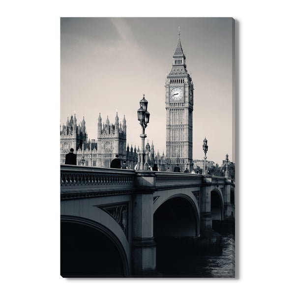 London skyline, Canvas Gallery Wrap