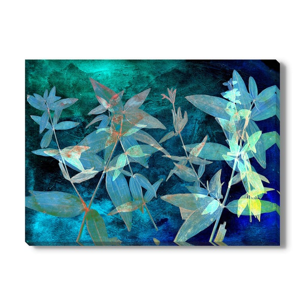 Branch plant, Canvas Gallery Wrap