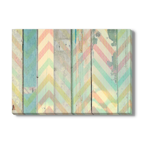 Pastel Boards, Canvas Gallery Wrap