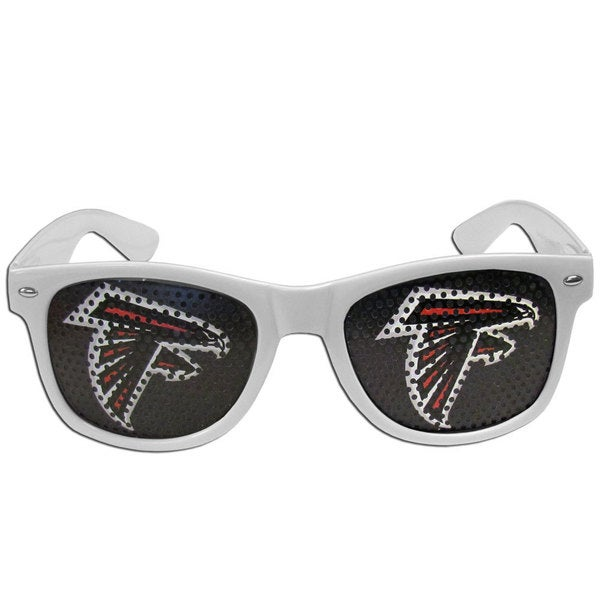 NFL Atlanta Falcons Black Game Day Sunglasses