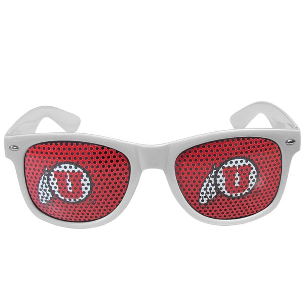 Collegiate Utah Utes Game Day Shades With Smoke Lenses 22335338