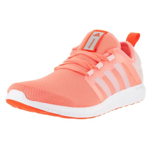 Adidas Women's CC Fresh Bounce W Orange Running Shoe 22336021