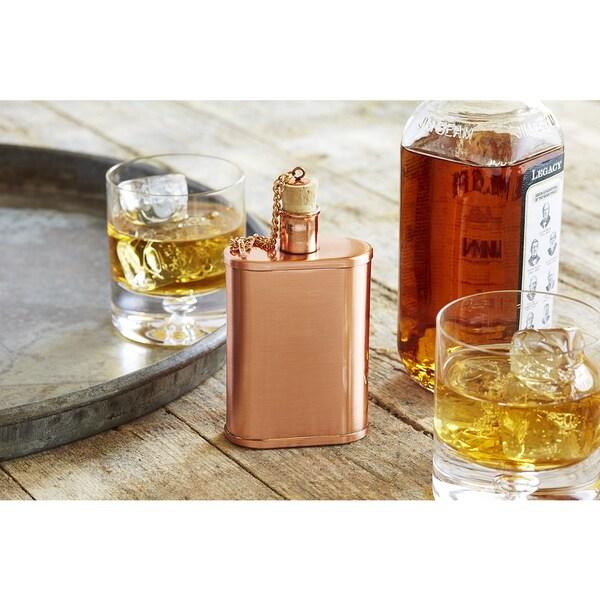 American Vintage Vintage, Copper Flask