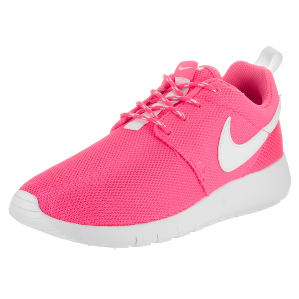 Nike Kids' Roshe One (GS) Pink Running Shoes