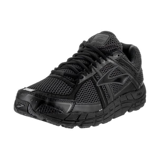 Brooks Men's Addiction 12 Wide Black Running Shoes
