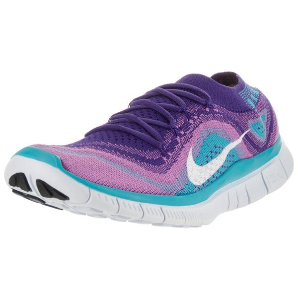 Nike Women's Free Flyknit+ Running Shoe 22337883