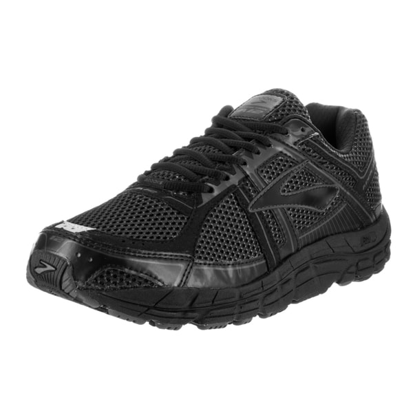 Brooks Men's Addiction 12 Black Running Shoes