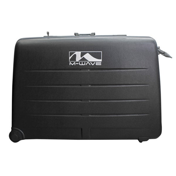 Ventura Rotterdam Black Plastic Bicycle Travel Case