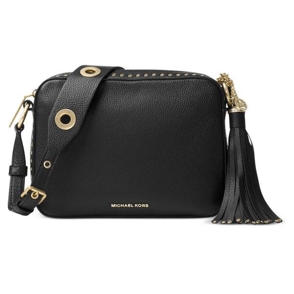 Michael Kors Brooklyn Large Black Camera Bag