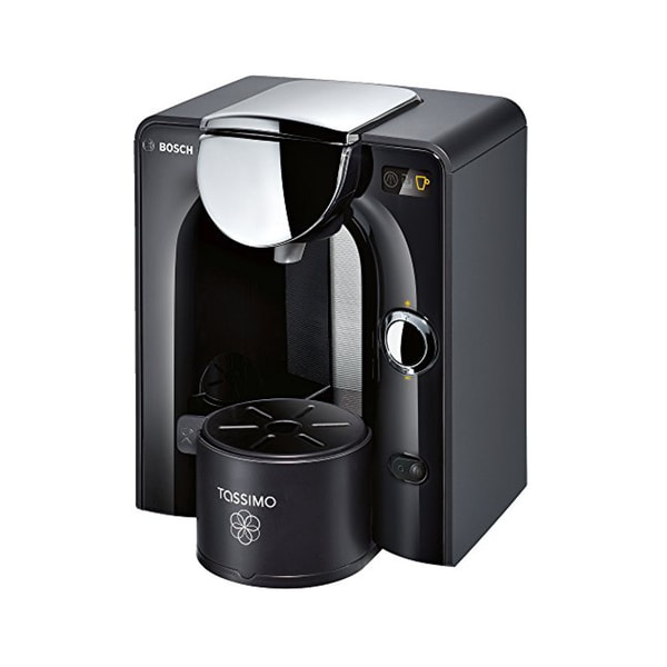 Bosch Tassimo T55+ Single Serve Home Brewing Coffee System (Opal Black)