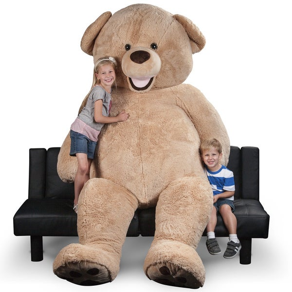 World Tech Toys Giant Teddy Bear (94 in.)