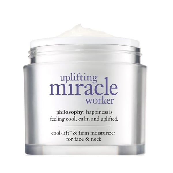Philosophy Uplifting Miracle Worker Cool-Lift and Firm 2-ounce Moisturizer for Face and Neck