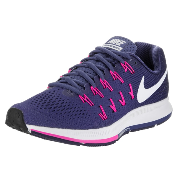 Nike Women's Air Zoom Pegasus 33 Purple Running Shoes