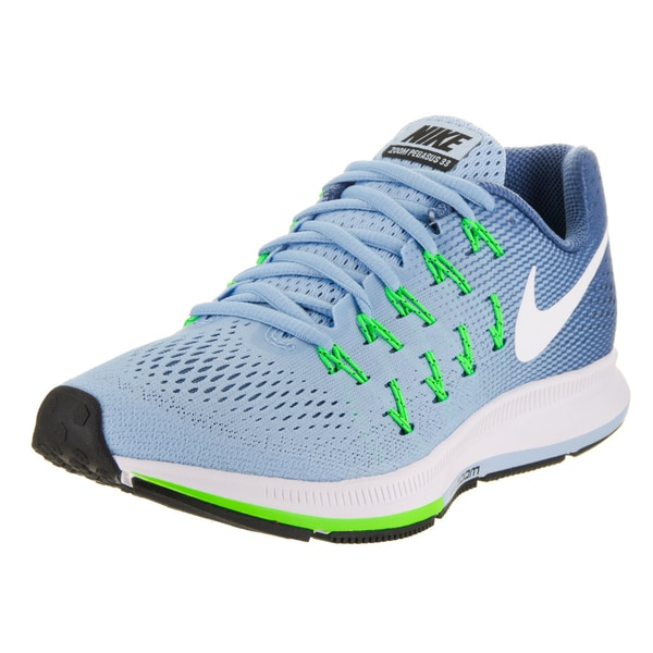 Nike Women's Air Zoom Pegasus 33 Blue Running Shoes 22341385