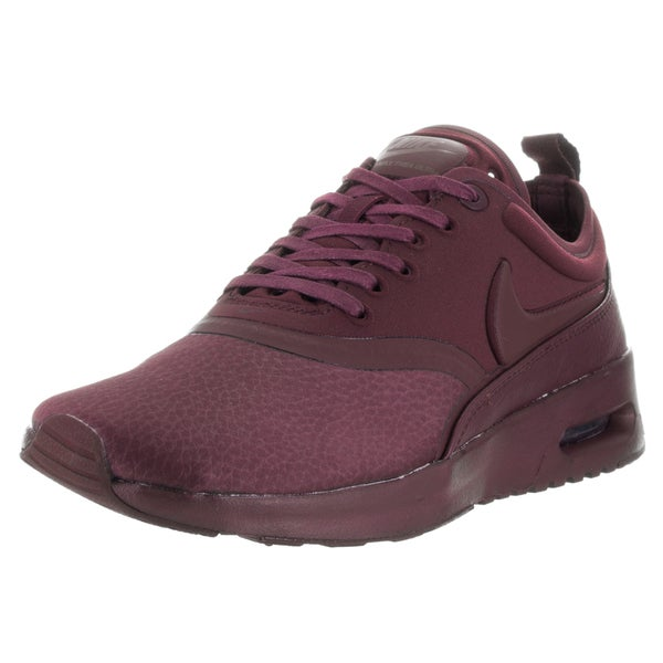 Nike Women's Air Max Thea Ultra Purple Synthetic Leather Premium Running Shoes