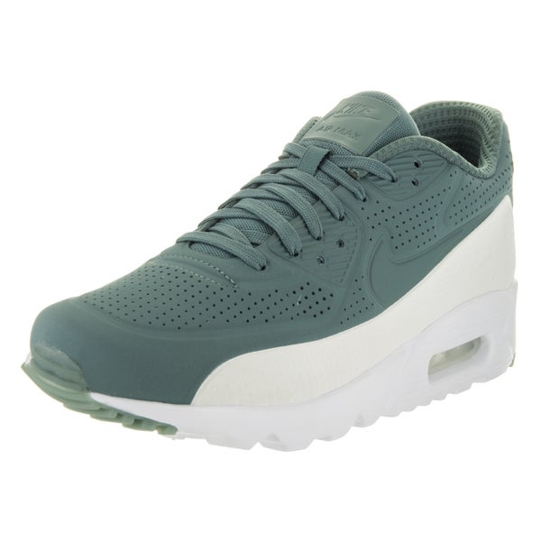 Nike Men's Green Air Max 90 Ultra Moire Running Shoe