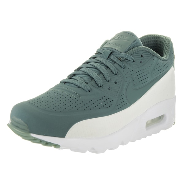 Nike Men's Green Air Max 90 Ultra Moire Running Shoe