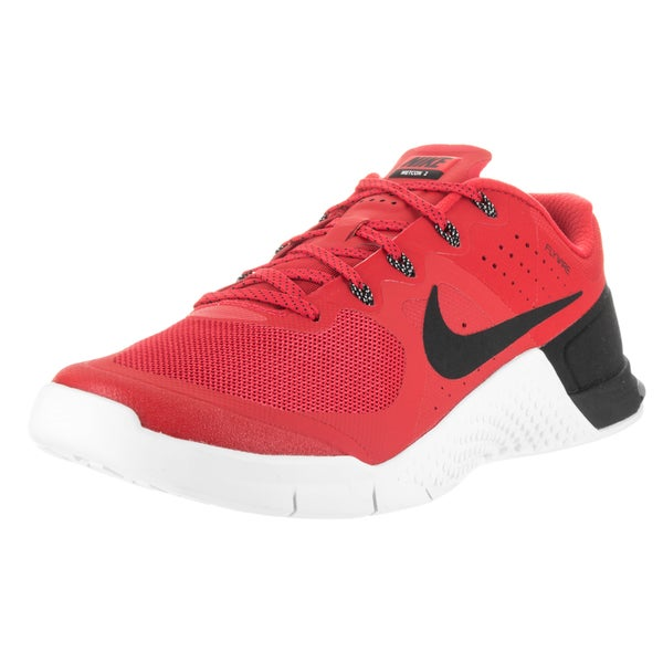 Nike Men's Metcon 2 Red Training Shoes