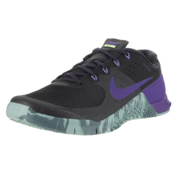 Nike Men's Metcon 2 Black Training Shoes