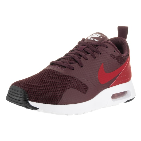 Nike Men's Air Max Tavas Purple Textile Running Shoes 22341883
