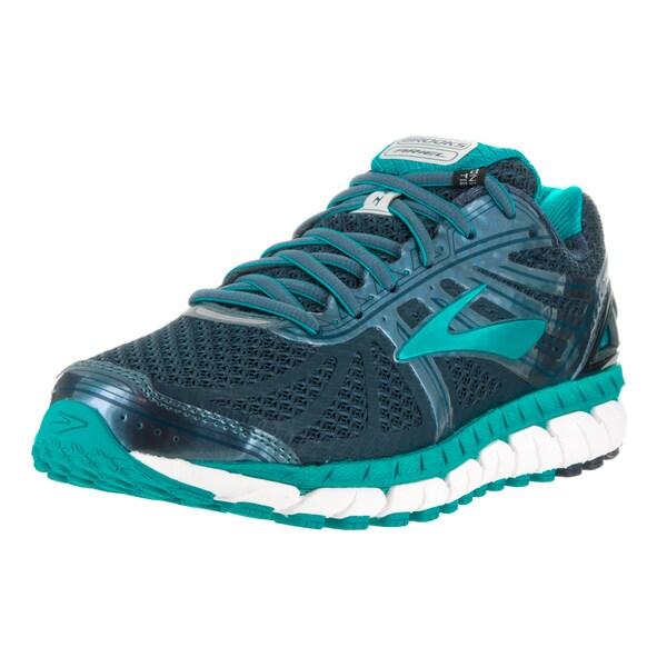 Brooks Women's Ariel '16 Grey Wide Running Shoe