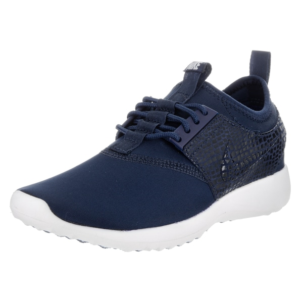 Nike Women's Juvenate Blue Print Casual Shoe