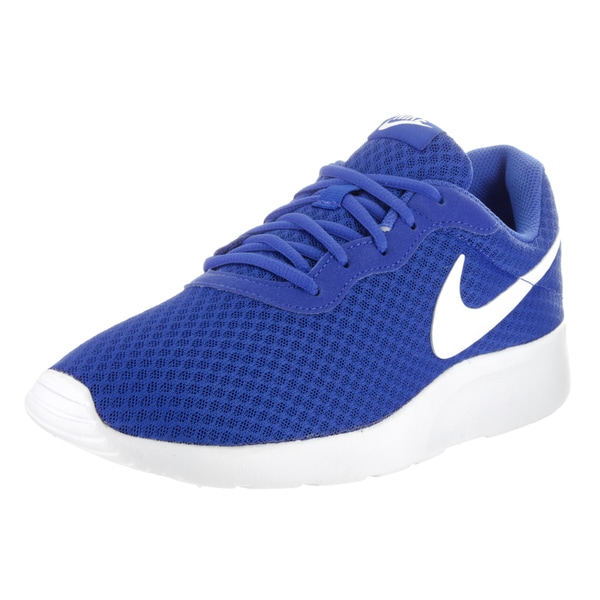 Nike Men's Tanjun Blue Running Shoe 22342054