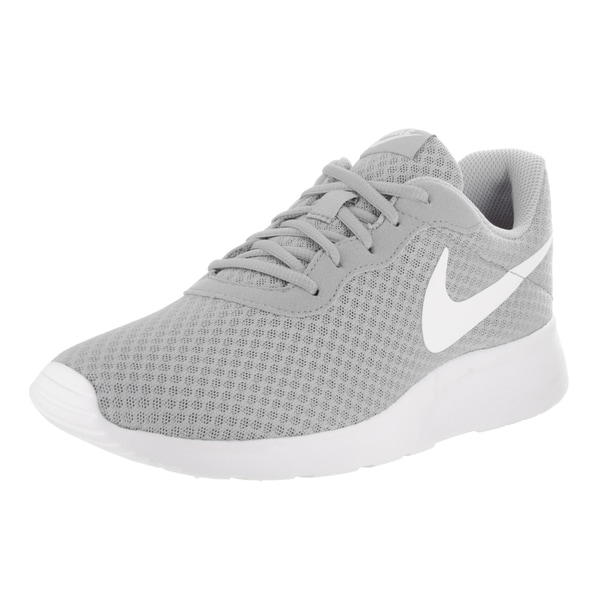 Nike Men's Tanjun Grey Running Shoes 22342155