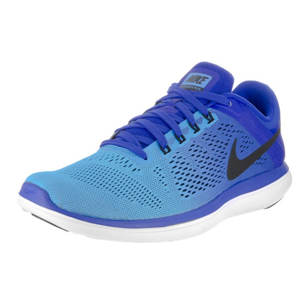 Nike Men's Flex 2016 Rn Blue Running Shoes