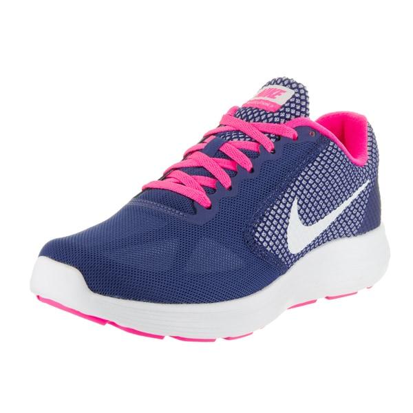 Nike Women's Revolution 3 Purple Running Shoe