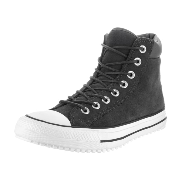 Converse Unisex Chuck Taylor All Star Black Canvas Boot Pc Hi Casual Shoe