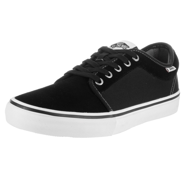 Vans Men's Chukka Low Pro Black Skate Shoe