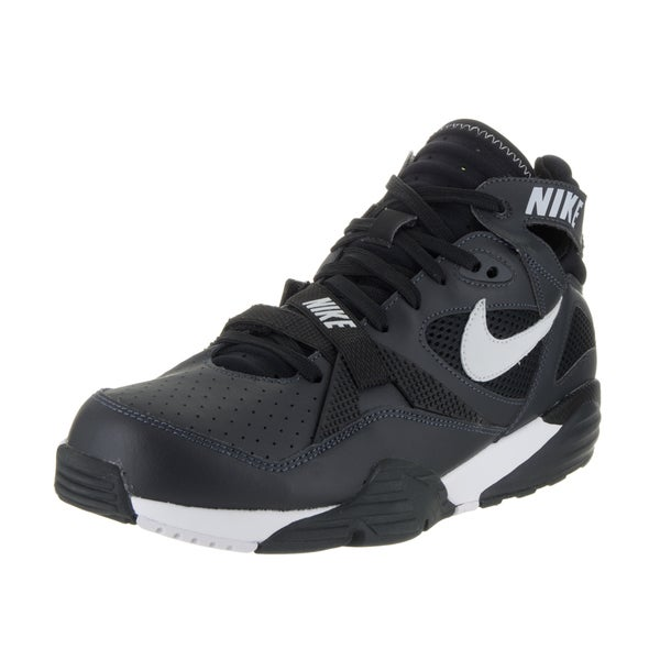 Nike Men's Air Trainer Max '91 Black Synthetic Leather Training Shoes