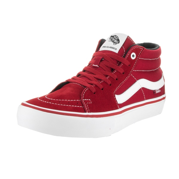 Vans Men's Sk8-Mid Pro Scarl Skate Shoes