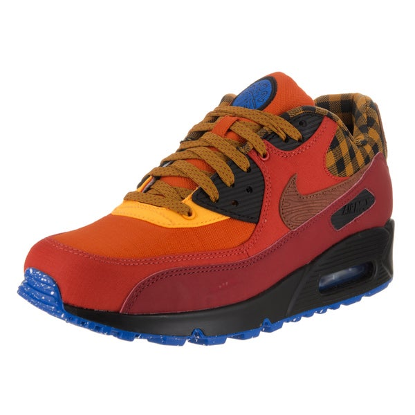 Nike Men's Air Max 90 Premium Running Shoes