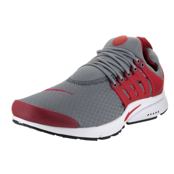 Nike Men's Air Presto Essential Grey Running Shoe