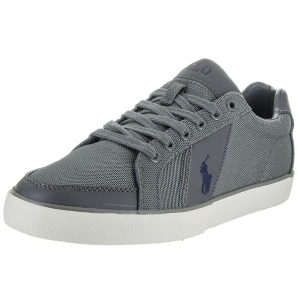 Polo Ralph Lauren Men's Hugh SK Vlc Casual Shoe