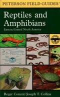A Field Guide to Reptiles & Amphibians: Eastern and Central North America (Paperback)