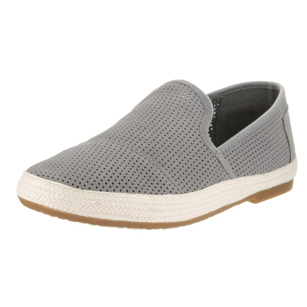 Toms Men's Sabados Grey Suede Casual Shoes