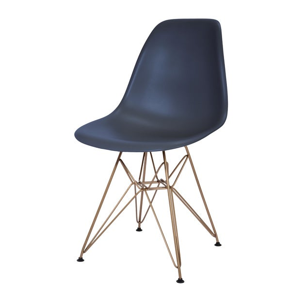 Banks Chair/ Navy Blue Seat