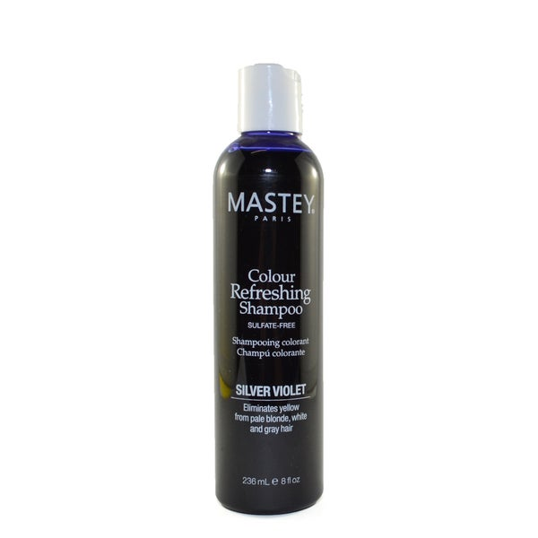 Mastey Silver Violet 8-ounce Colour Refreshing Shampoo