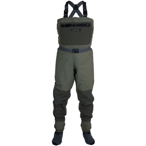 Compass 360 Deadfall Brown Breathable STFT Chest Wader