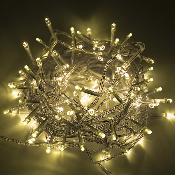 100 LED String light with UL - Warm White 22401999