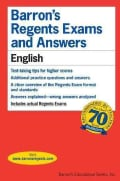 Barron's Regents Exams and Answers English (Paperback)