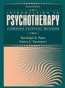 Introduction to Psychotherapy: Common Clinical Wisdom (Hardcover)